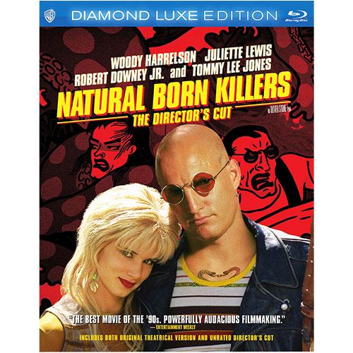 Natural Born Killers (édition 20e anniversaire) (Blu-ray)