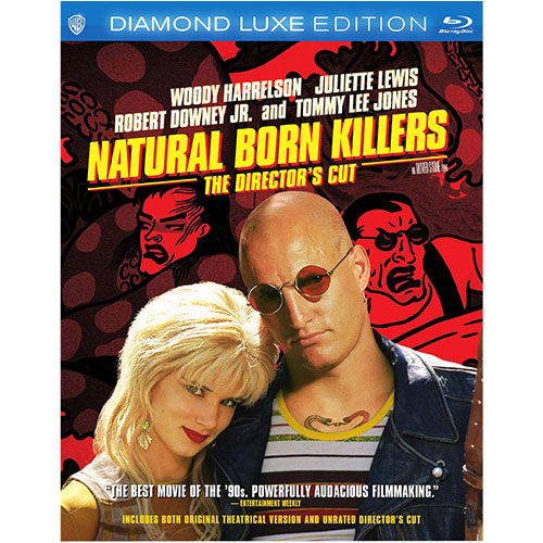 Natural Born Killers (20th Anniversary Edition) (Blu-ray)