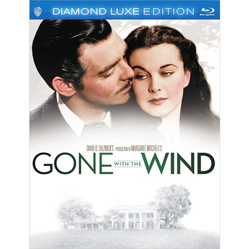 Gone With the Wind (Bilingue) (édition 75e anniversaire) (Blu-ray)