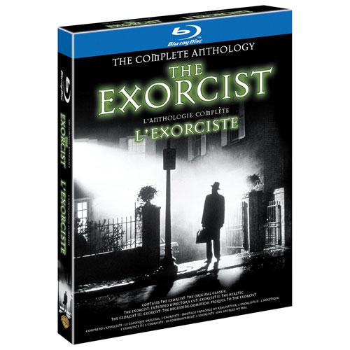 The Exorcist: Anthology (Bilingue) (Blu-ray)