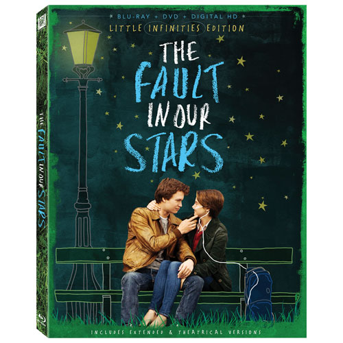 The Fault In Our Stars (Extended Edition With Bracelet) (Blu-ray) (2014)