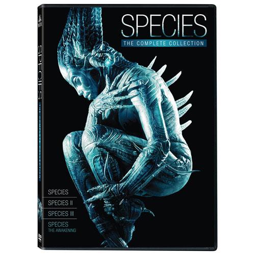 Species: la collection intégrale