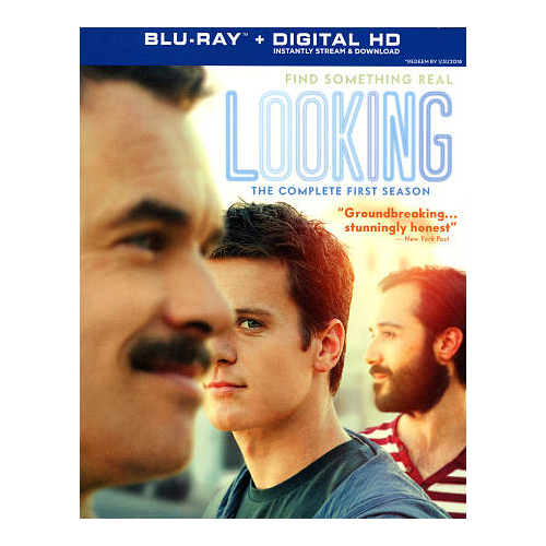Looking: Season 1 (Blu-ray)