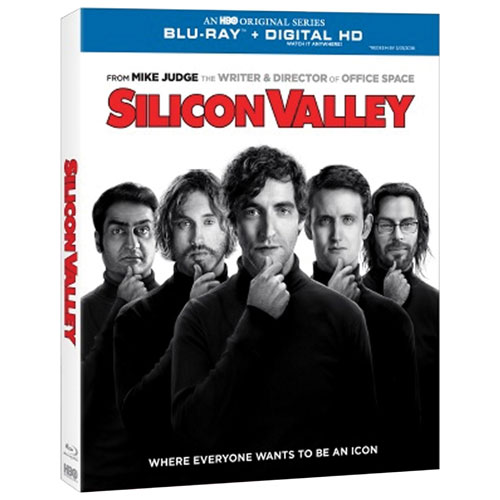 Silicon Valley: Season 1 (Blu-ray)