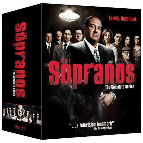 The Sopranos: Complete Series (Blu-ray)