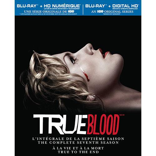 True Blood: saison 7 (Bilingue) (Blu-ray)