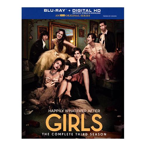 Girls: saison 3 (Blu-ray)