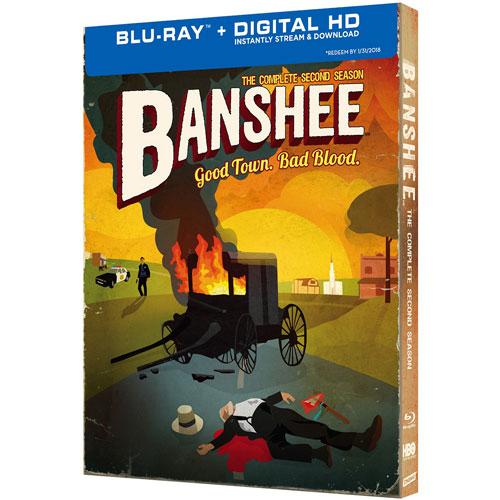 Banshee: Saison 2 (Blu-ray)