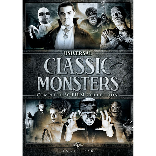 Classic Monster: Complete Legacy Collection