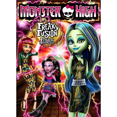 Monster High: Freaky