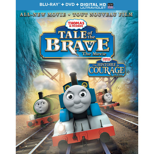 Thomas & Friends: Tale of the Brave (Blu-ray Combo)