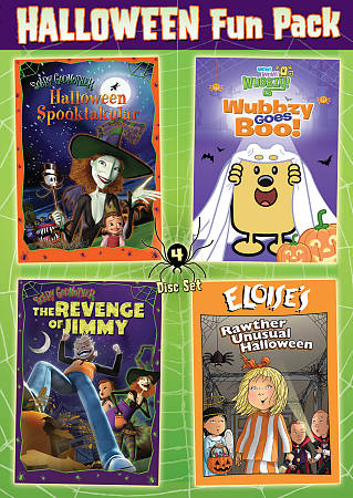 Kids Halloween 4 Pack