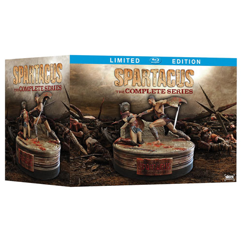 Spartacus: Complete Collection (Limited Edition) (Blu-ray)
