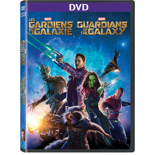 Guardians Of The Galaxy (Bilingual) (2014)