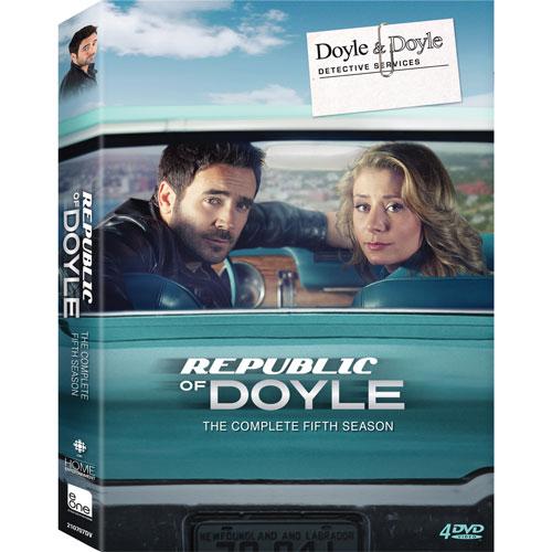 Republic Of Doyle: saison 5