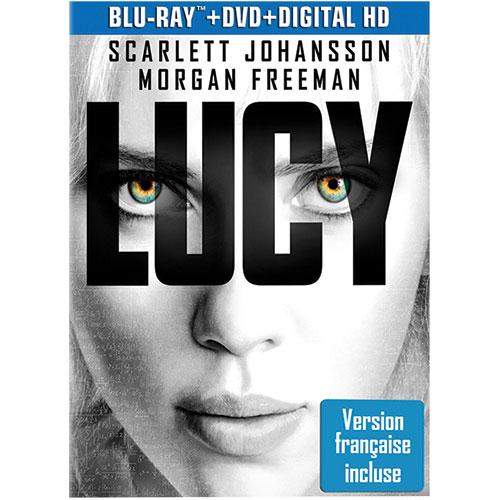 Lucy (Blu-ray Combo) (2014)