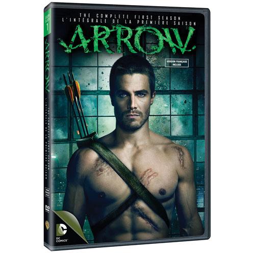 Arrow: Season 1 (Bilingual)