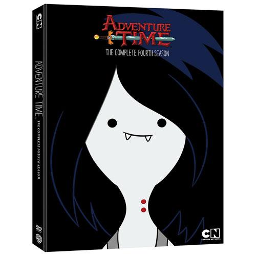 Cartoon Network Adventure Time: saison 4
