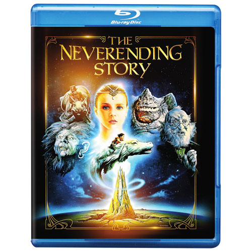 Neverending Story (édition 30e anniversaire) (Blu-ray)