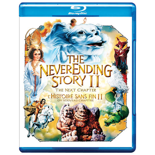 Neverending Story II: The Next Chapter (Blu-ray)