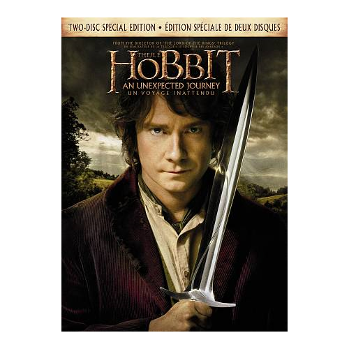 Hobbit An Unexpected Journey (Bilingue)