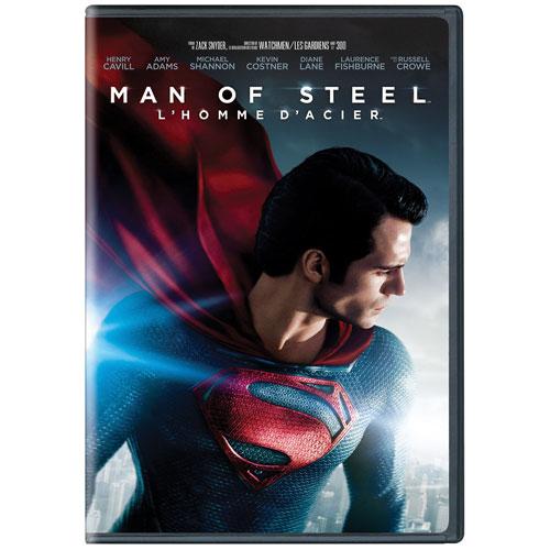 Man of Steel (Bilingual) (DC Universe)