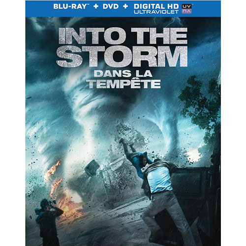 Into the Storm (Combo de blu-ray) (2014)