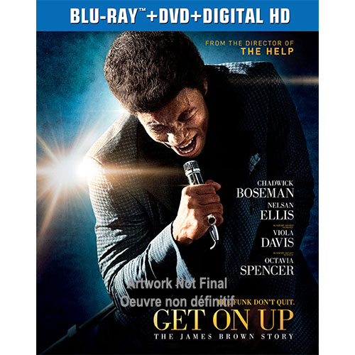 Get On UP (Blu-ray Combo)
