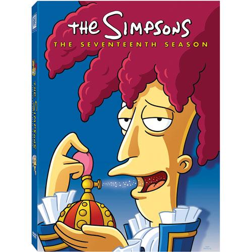 Simpsons: saison 17