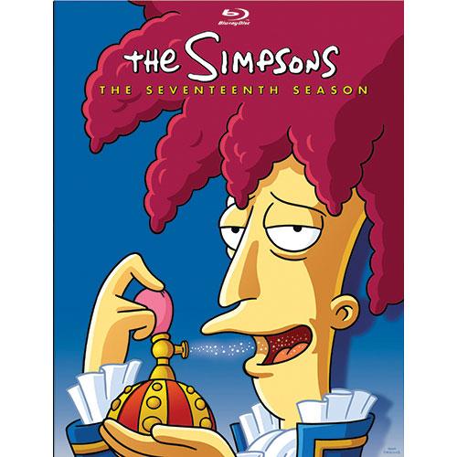 Simpsons: saison 17 (Blu-ray)