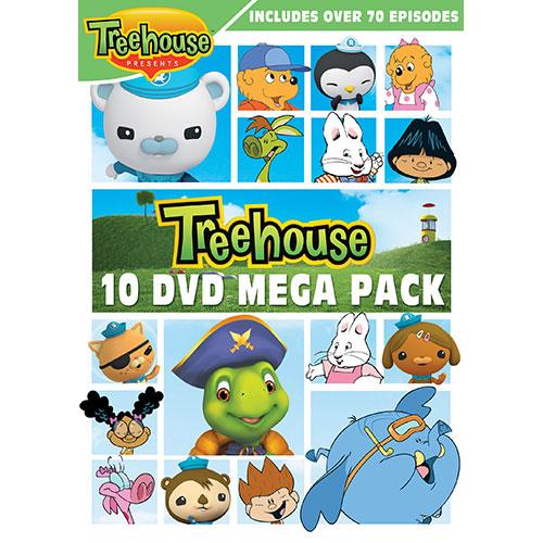 Treehouse Mega Pack