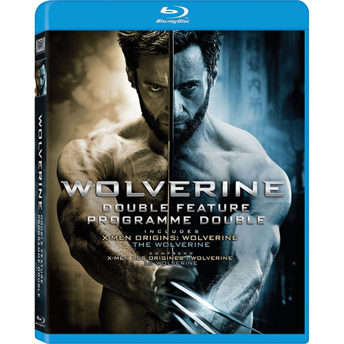 XMen Origins Wolverine Double Features (Blu-ray)