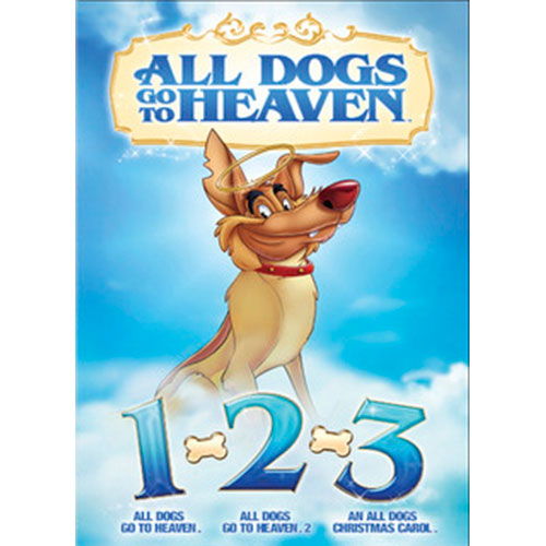 All Dogs Go to Heaven (3 films)