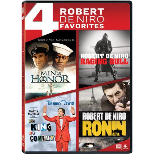 Quatre films mettant en vedette Robert De Niro