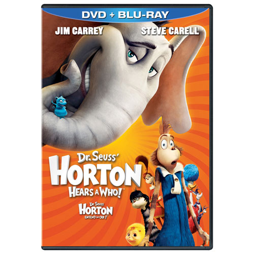 Rio / Robots / Horton Hears a Who Triple Feature (2014)