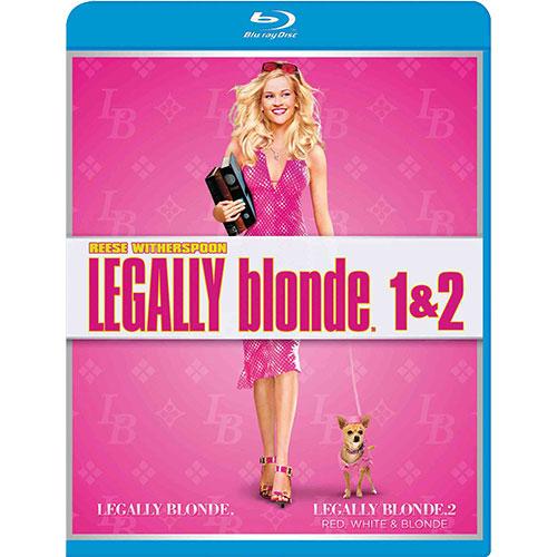 Legally Blonde (2 films) (Blu-ray)
