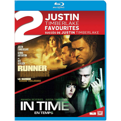 Justin Timberlake Double Features (Blu-ray)