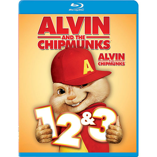 Alvin and the Chipmunks 1/2/3 (Blu-ray)