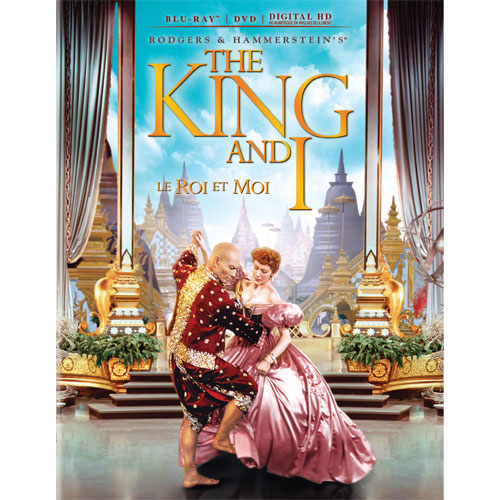 The King And I (Blu-ray Combo) (1956)