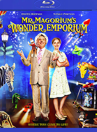 Mr. Magorium's Wonder Emporium (Blu-ray) (2007)