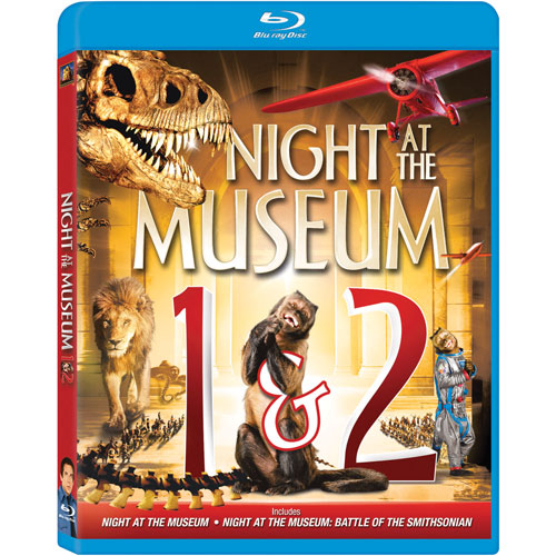 Night At the Museum Double Features (Blu-ray)
