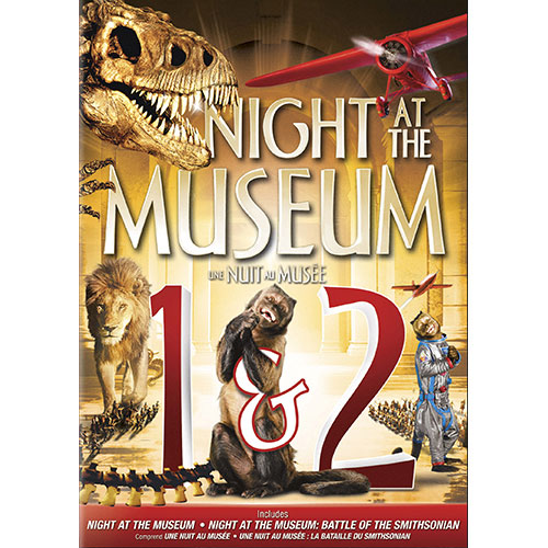 Night at the Museum Double Feature