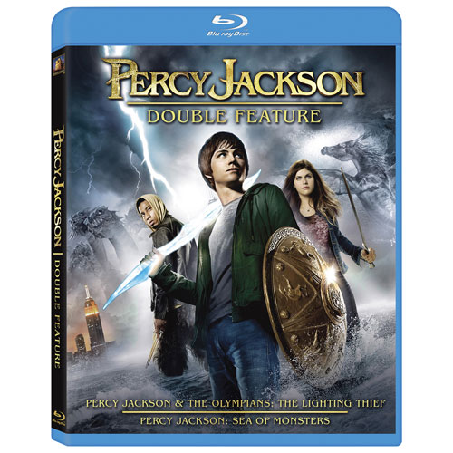 Percy Jackson Double Feature (Blu-ray)