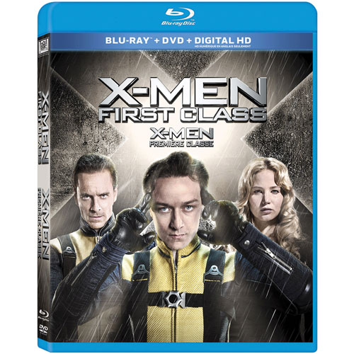 X-Men First Class (Combo de Blu-ray)