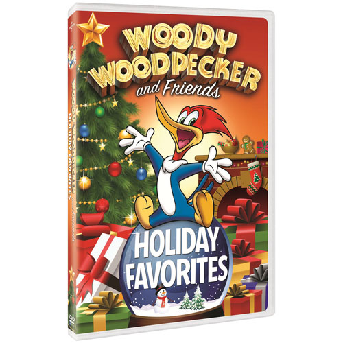 Woody Woodpecker Holiday Favorite