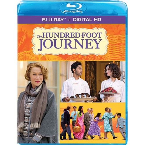 Hundred-Foot Journey (bilingue) (Blu-ray) (2014)