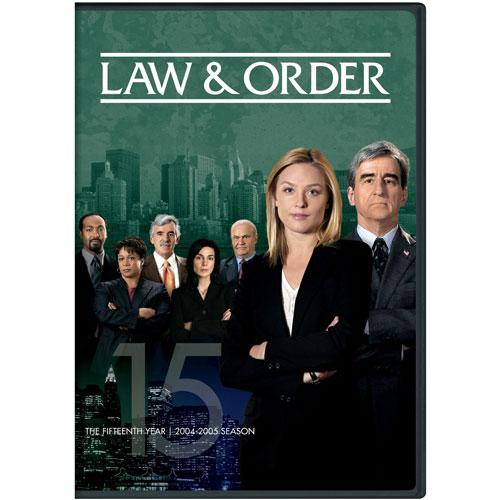 Law & Order: saison 15