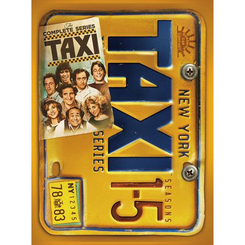 Taxi: l'intégrale de la série (Mega Pack)