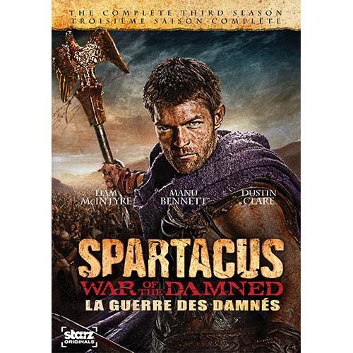 Spartacus: War of the Damned (Bilingue)