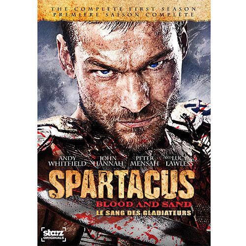 Spartacus Blood & Sand (Bilingual)